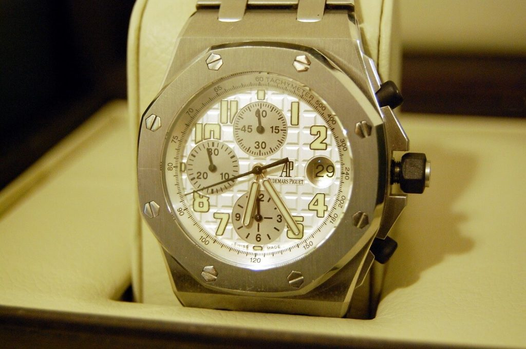 Royal oak - relojes audemas piguet